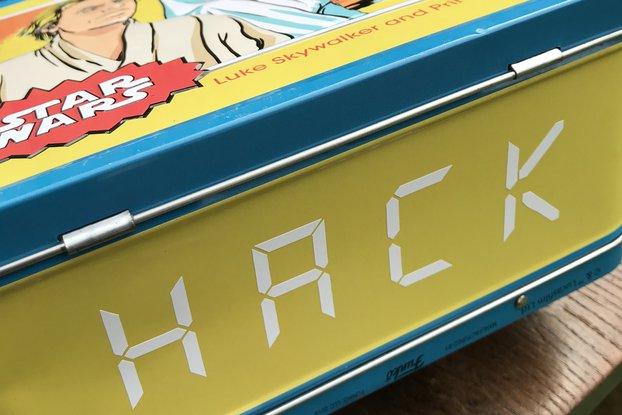 HACK Modular Sticker