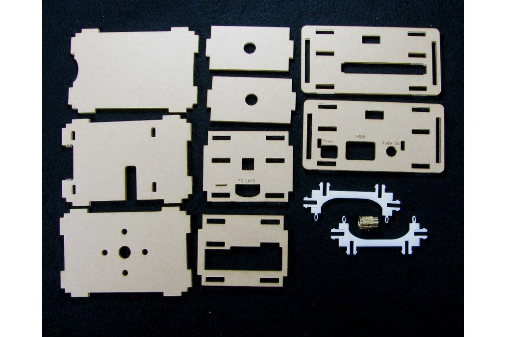 Raspberry Pi B+ Camera Case 3