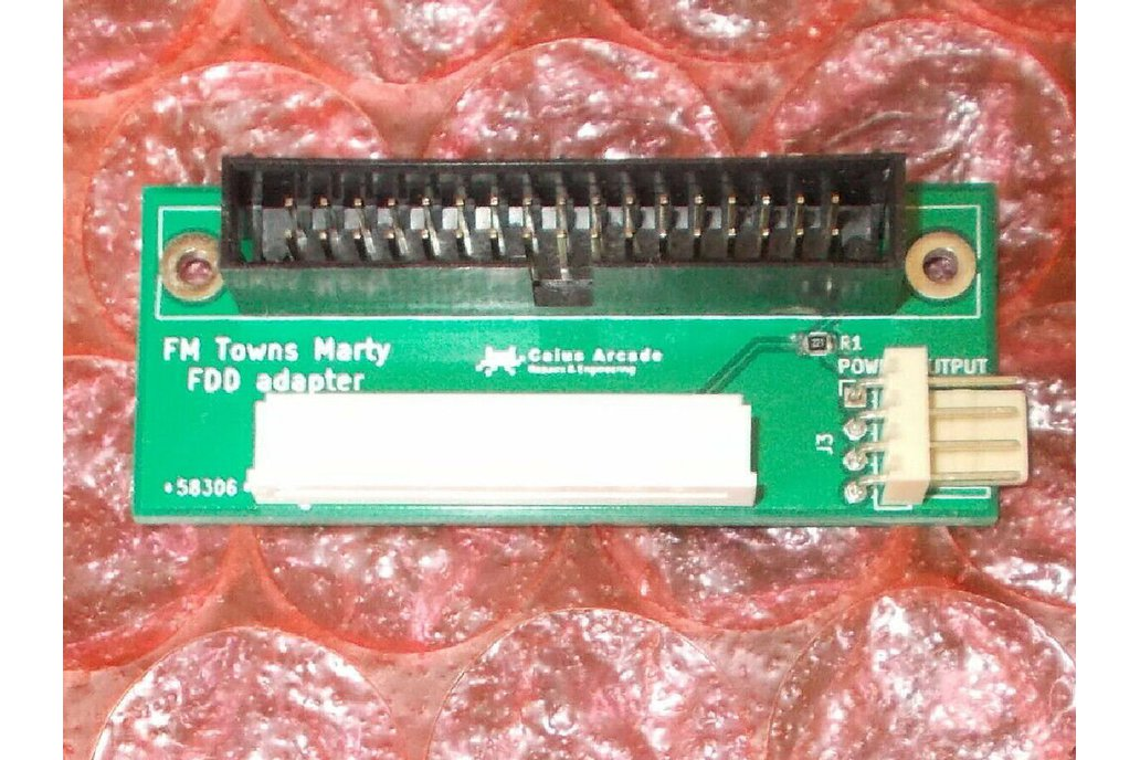 FM Towns Marty FDD adapter 1