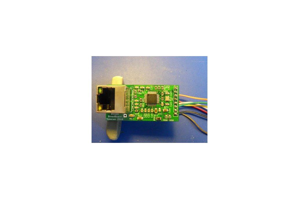 Ethernet W5500 breakout 1