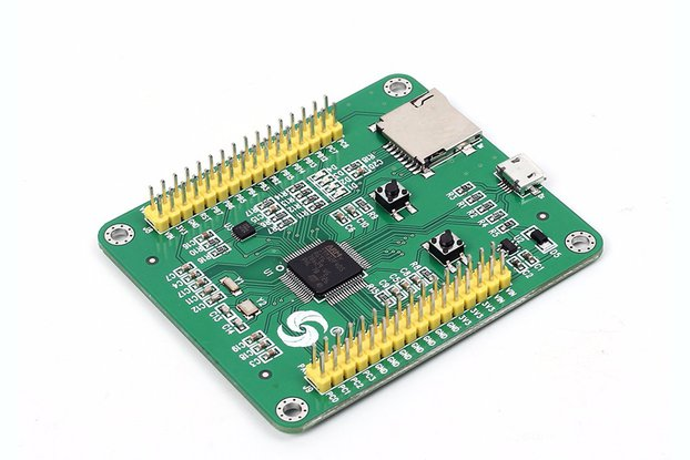 STM32F4 Micropython STM32 Pyboard Module(11882)