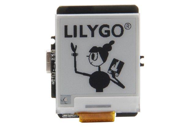 LILYGO® TTGO 1.54 Inch Wrist E-paper ESP32