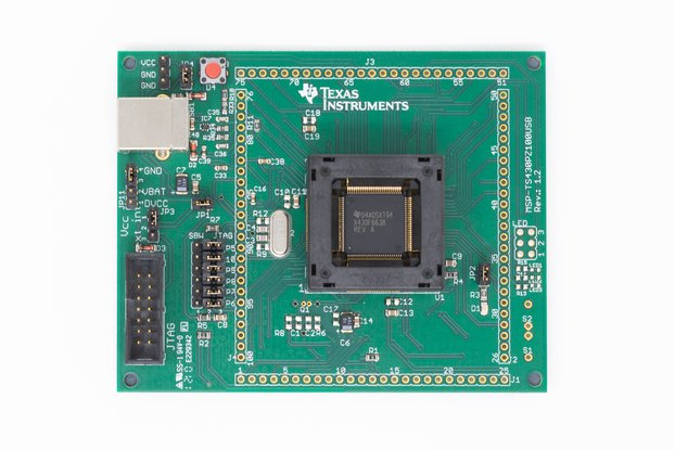 MSP-TS430PZ100USB Dev board Texas Instruments