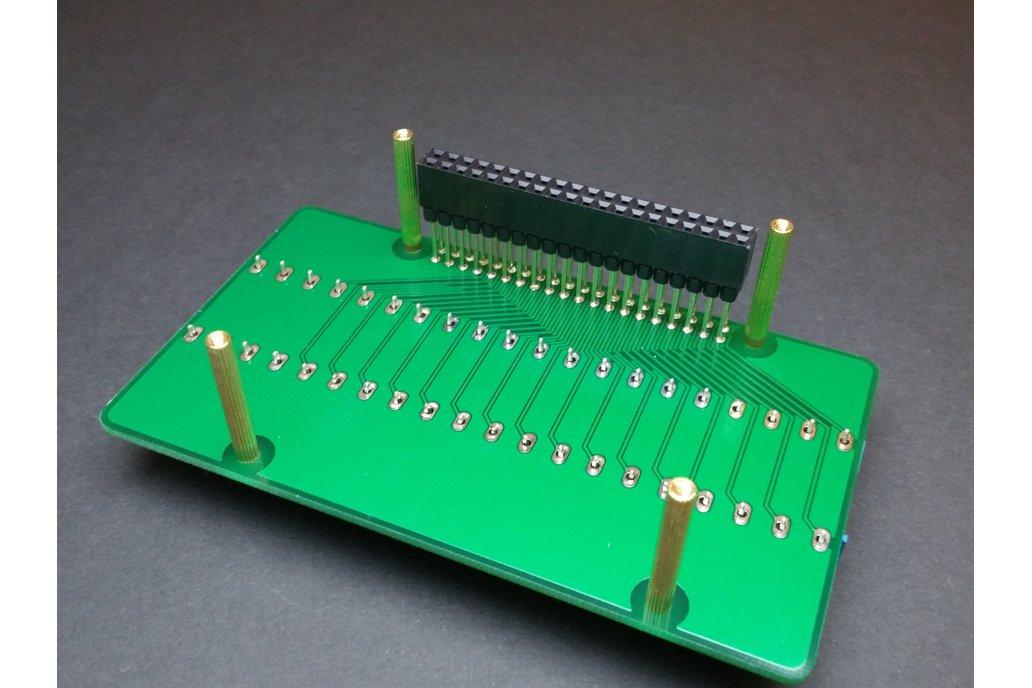 Screw Terminal Shield for Raspberry Pi (2B, 3B) 8