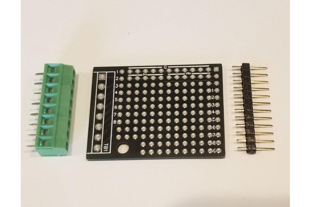 Prototype CNC I/O Module 1