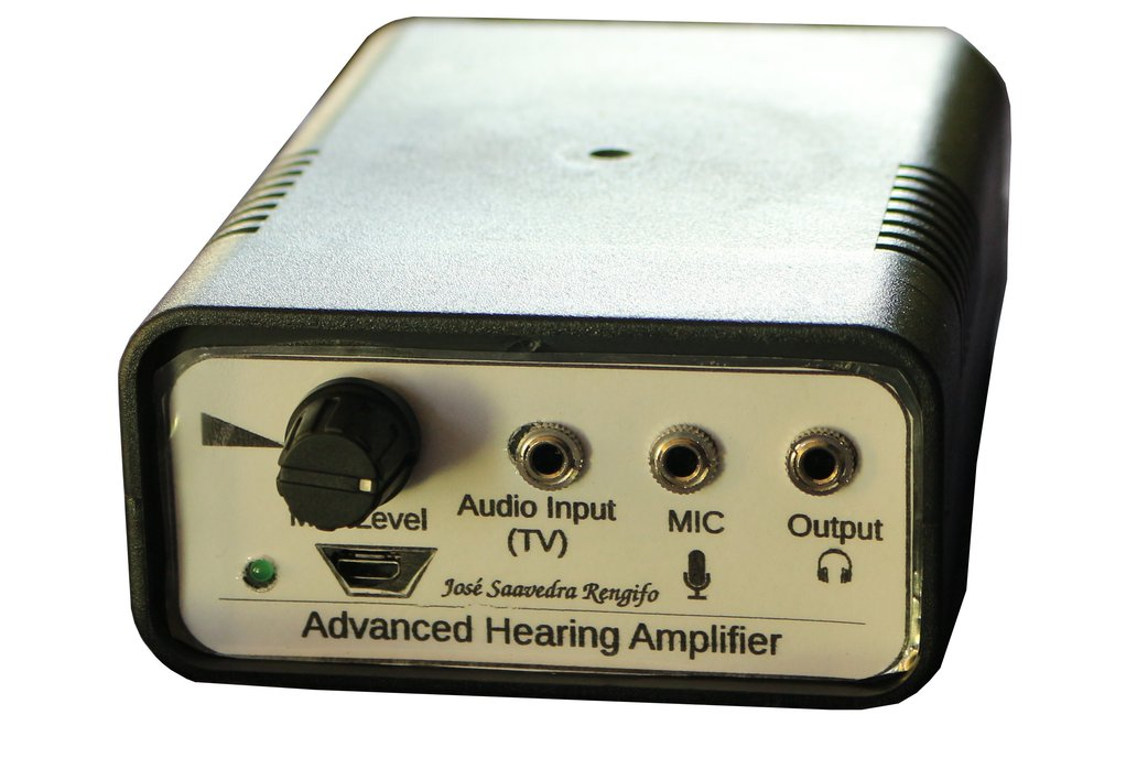 Hearing Amplifier 1