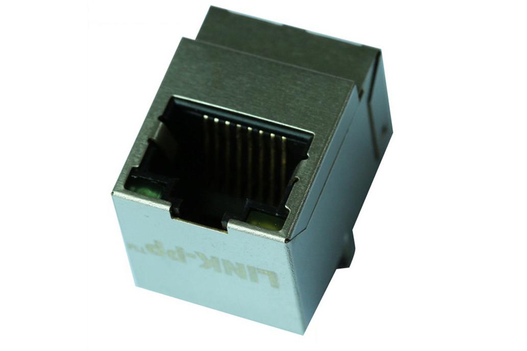 1840419-1 Vertical Connector RJ45 Socket 1