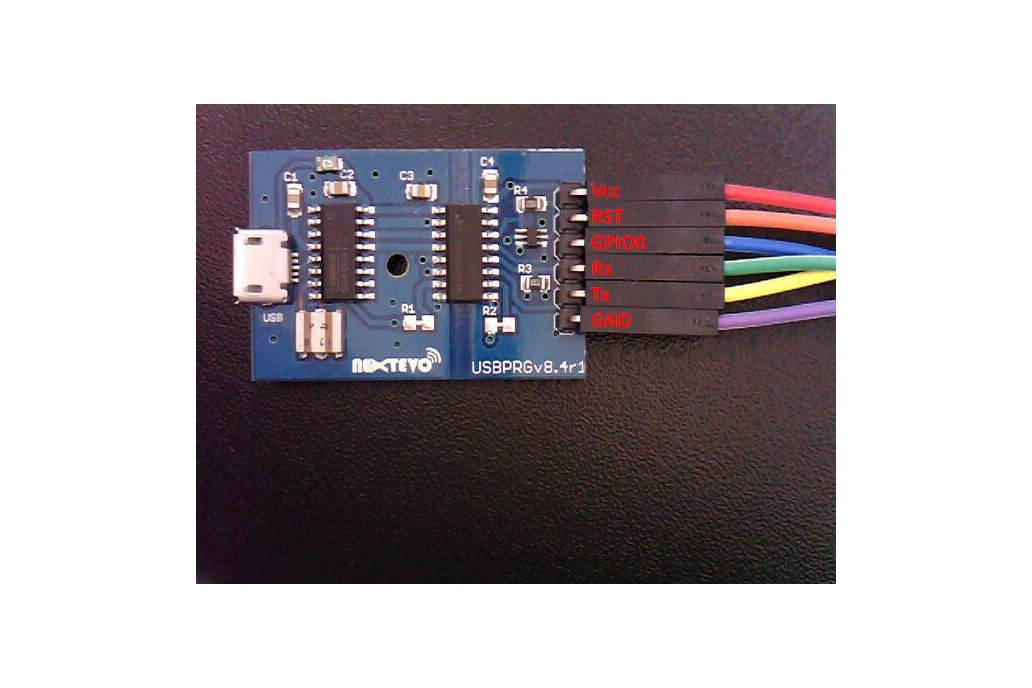USBPRGv8.4 Isolated USB-Serial Programmer Adapter 5