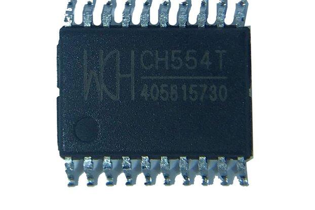 WCH554