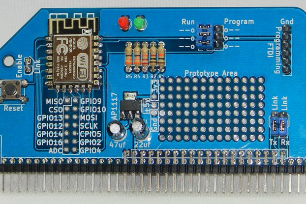 ESP8266 Wifi Module For RC2014