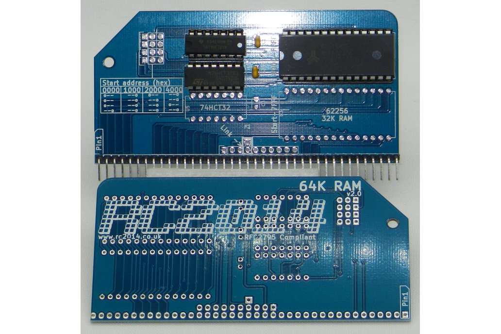 RC2014 Plus - Homebrew Z80 Computer Kit 10