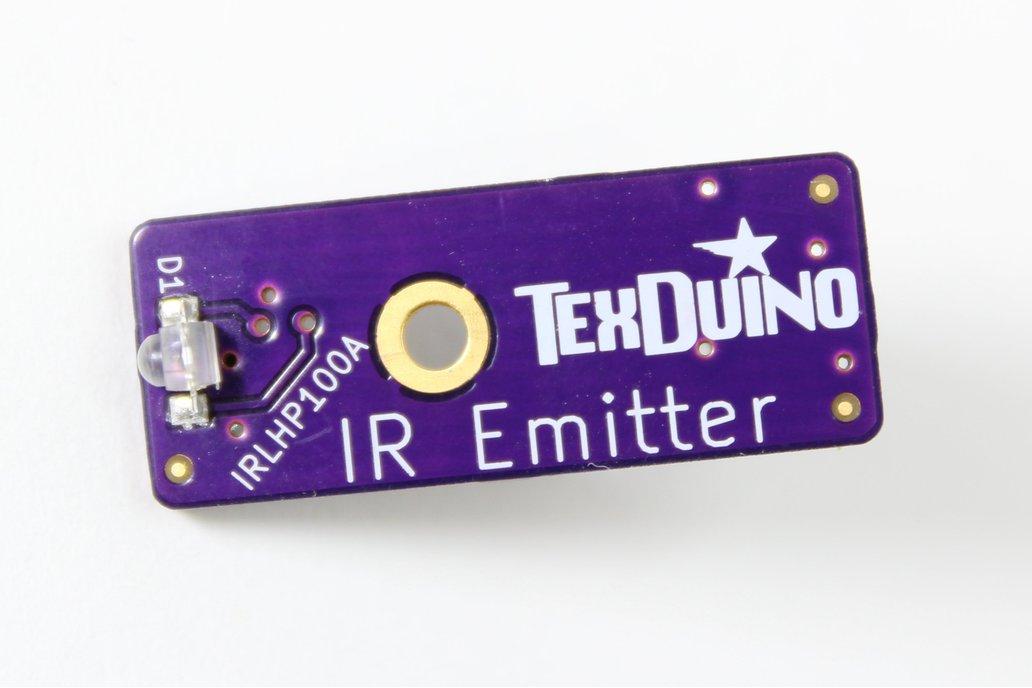 High Power IR Emitter 940nM 1