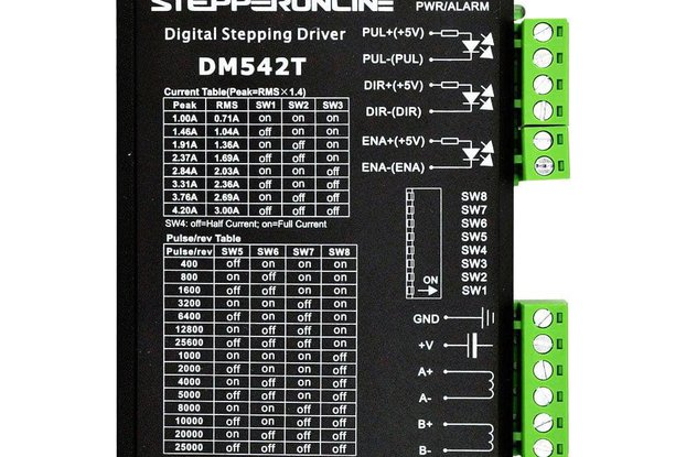 Digital Driver 1.0-4.2A 20-50VDC STEPPERONLINE