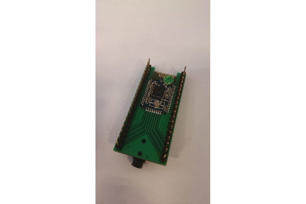 adapter for BK8000L/BK3254 (breadboard friendly) 1