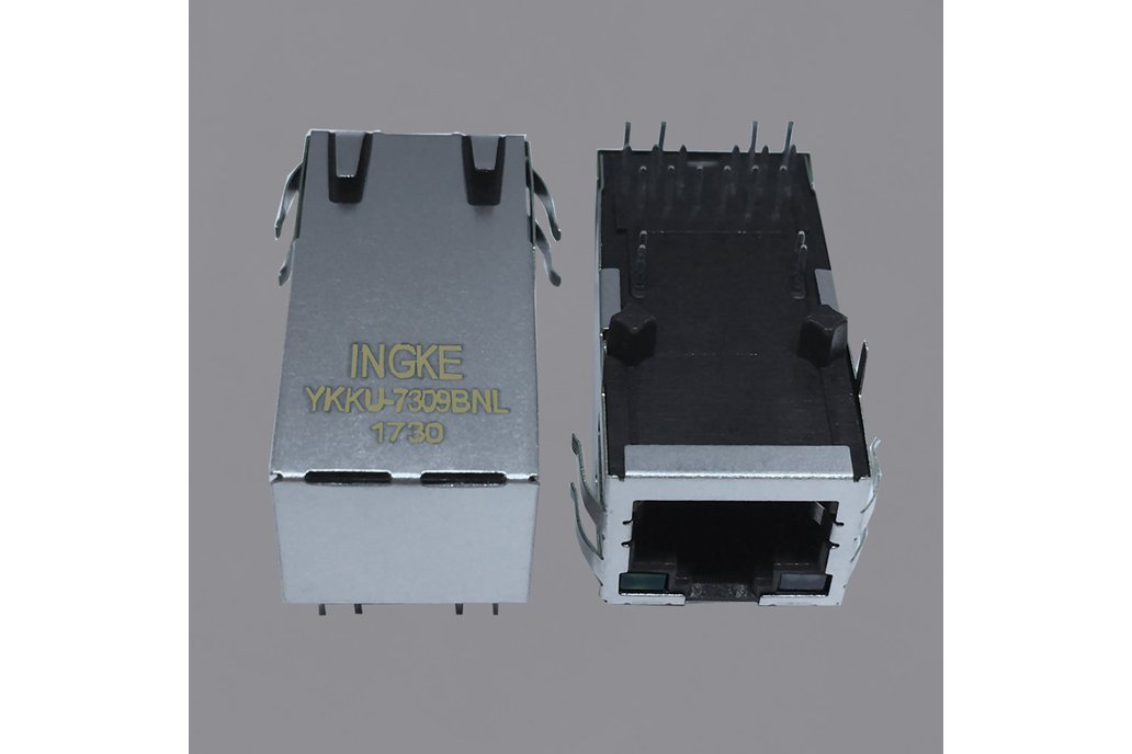 7499511611A  Magjack Connector  POE+ 1