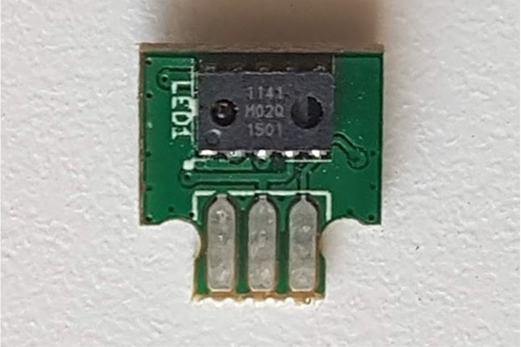SI114-M01 Proximity sensor module 1