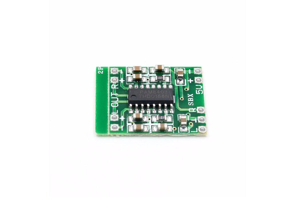 PAM8403 Super Mini Digital Amplifier Board 1