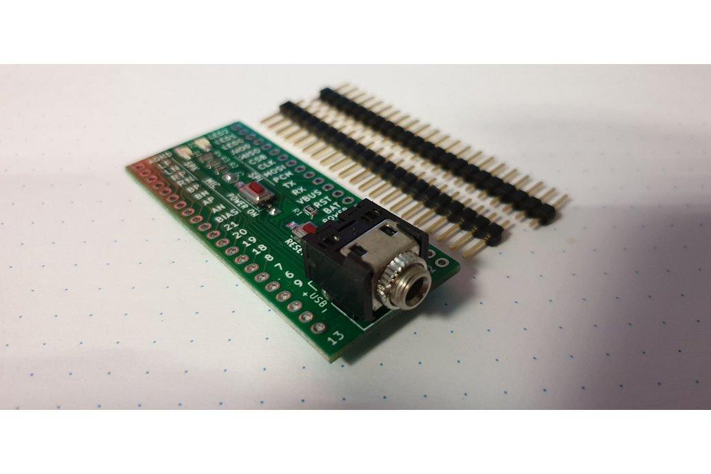 Breadboard adapter for F-3188 CSR8645 module 1