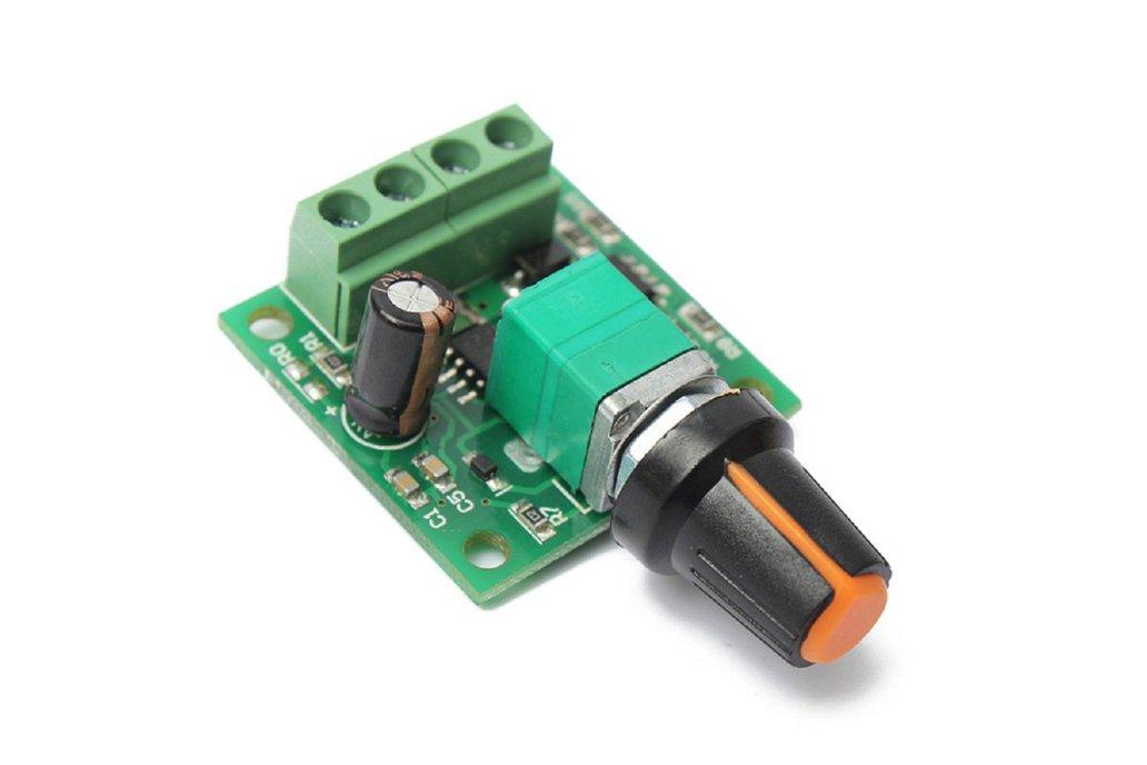Low Voltage DC 1.8V 3V 5V 6V 12V 2A Motor Speed 1