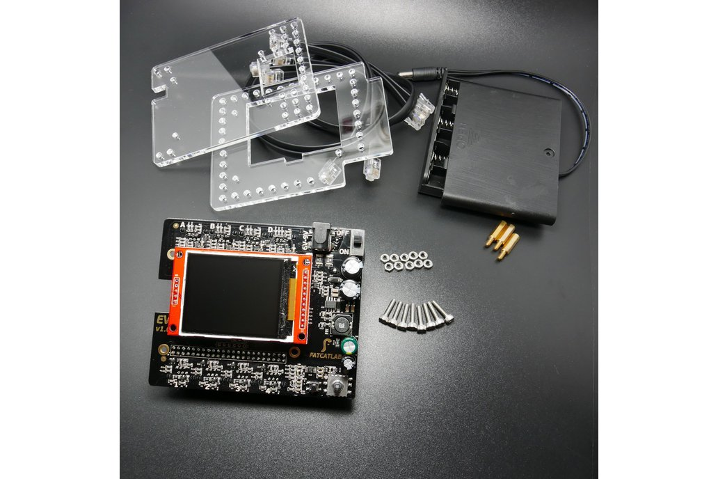 EVB Kit Pro 3