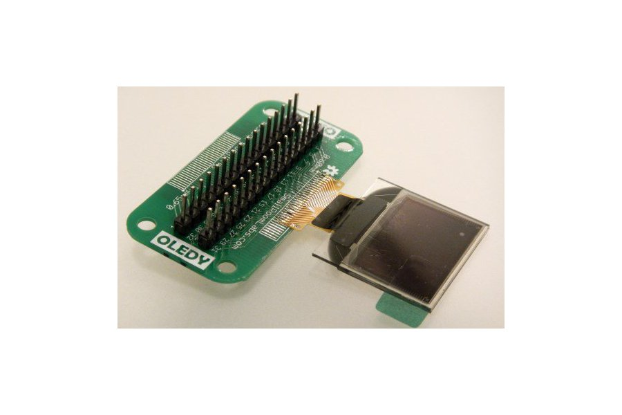 """OLEDY - Multiple pitch """"oled"""" breakouts"""