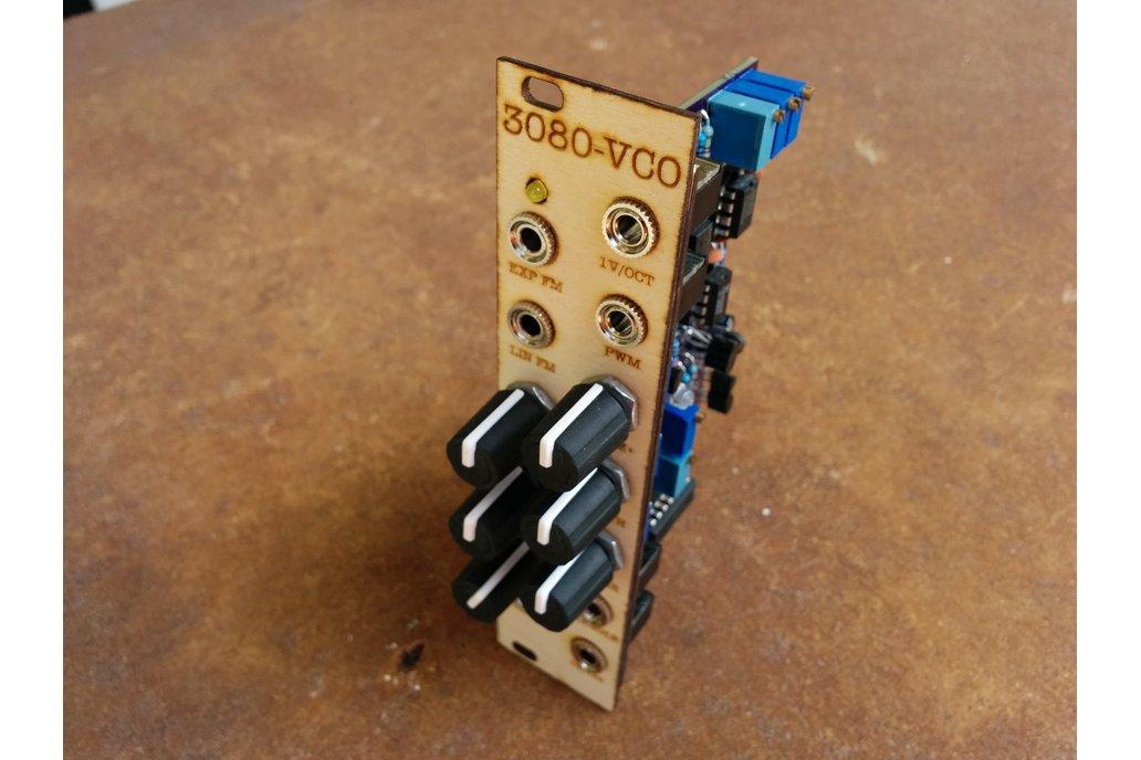 3080 VCO (Eurorack PCB Set) 5