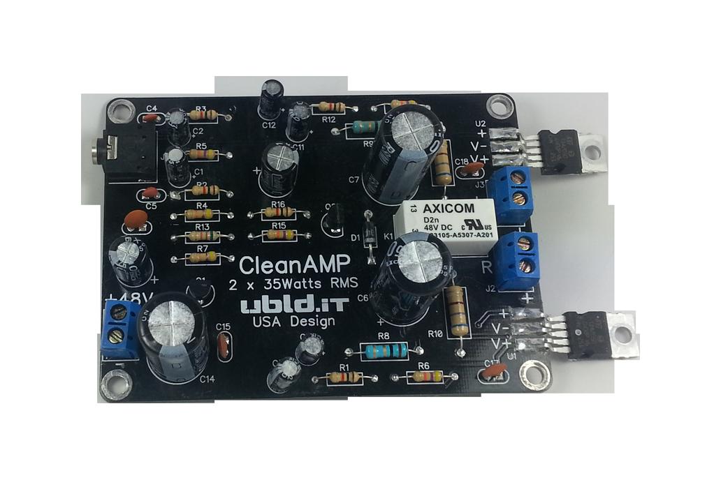 CleanAMP (Stereo) Kit 1