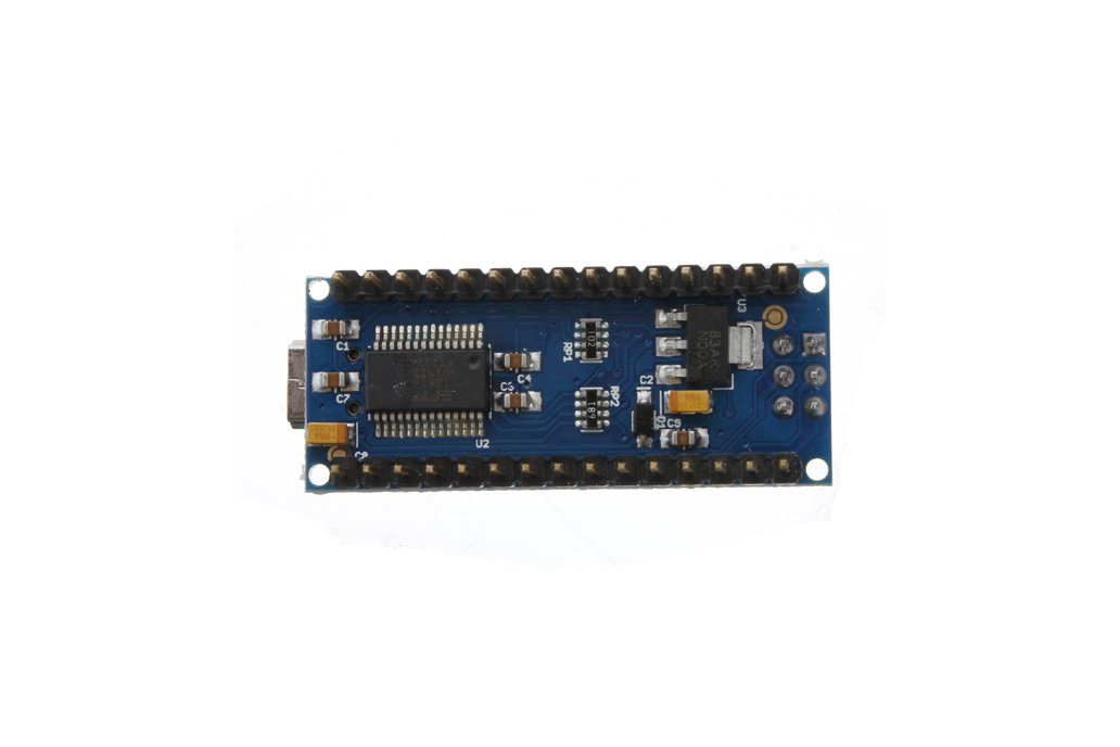 Nano V3.0 ATmega328P-AU Microcontroller Board 3