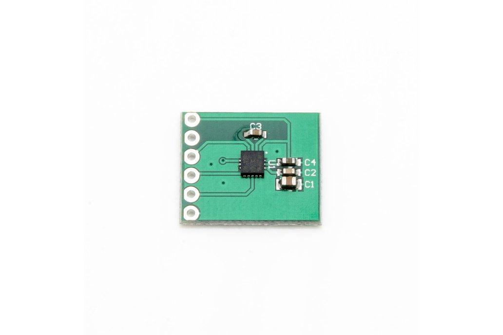3D Accelerometer & 3D Magnetometer Board 1