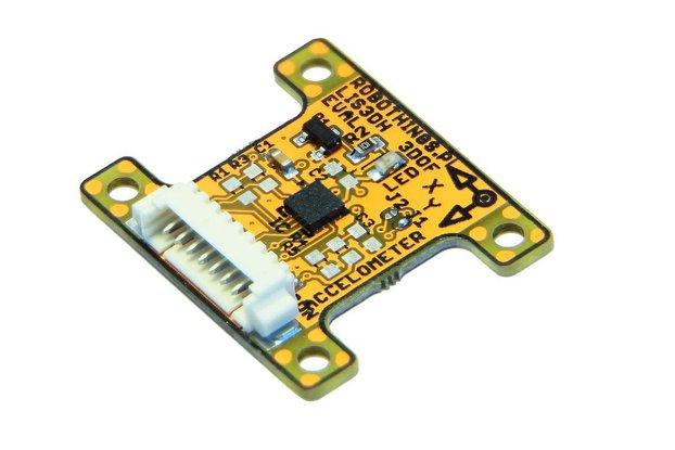 3 Axis MEMS Accelerometer EVAL BOARD - LIS3DH