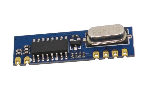 SRX887 433MHz Super Heterodyne Receiver Module