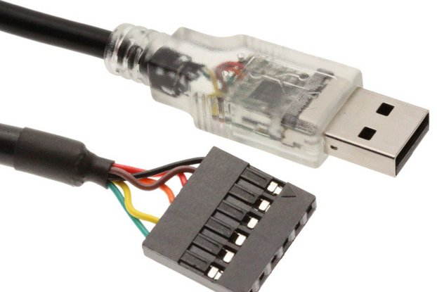USB to Serial UART 5V TTL Header Cable