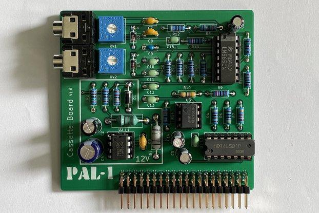 PAL-1 Cassette Interface Expansion Kit