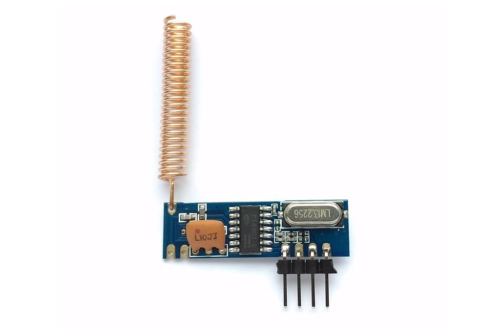 433MHz ASK RF transmitter/receiver kit 3