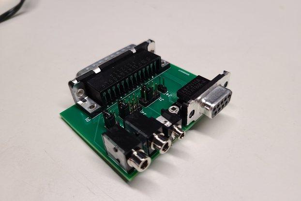 I/O board for SYM-1 SBC