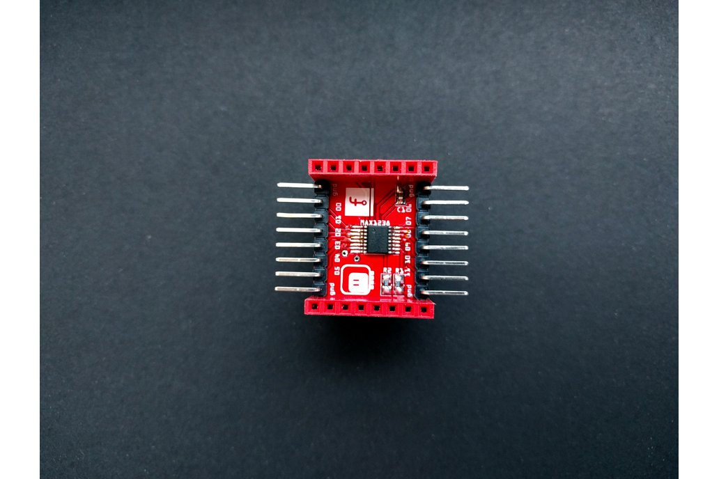 12-channel Analog Shield for D1 Mini 3