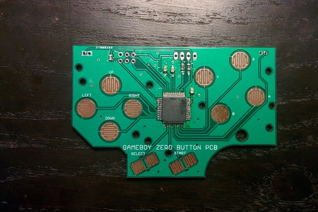 GBZ USB Button Board (v1.2)