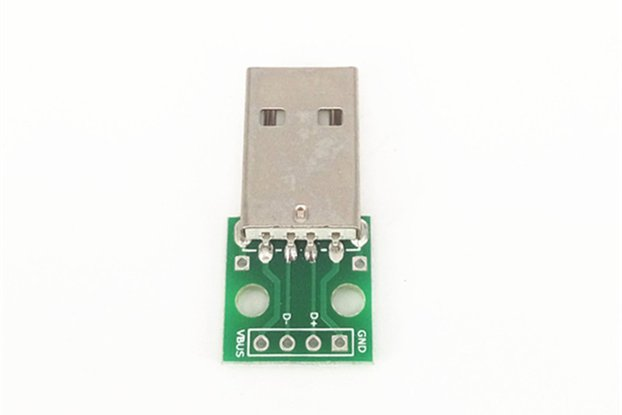 USB male head to Dip 2.54mm