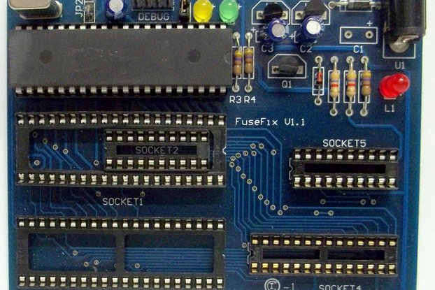 ATMEGA ATTINY Fuse Repair Programmer/Fuse Doctor