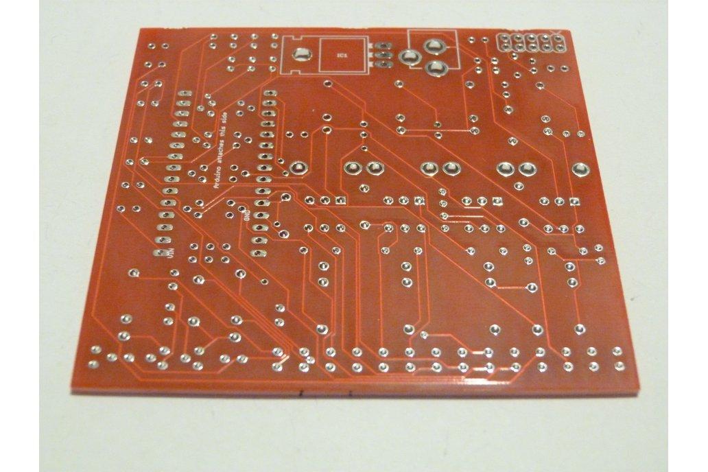 mcu328: Arduino Nano-based synth module PCB 1