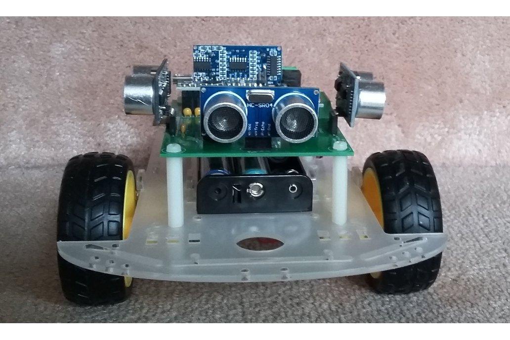 MCJ Robot - Control Board 2
