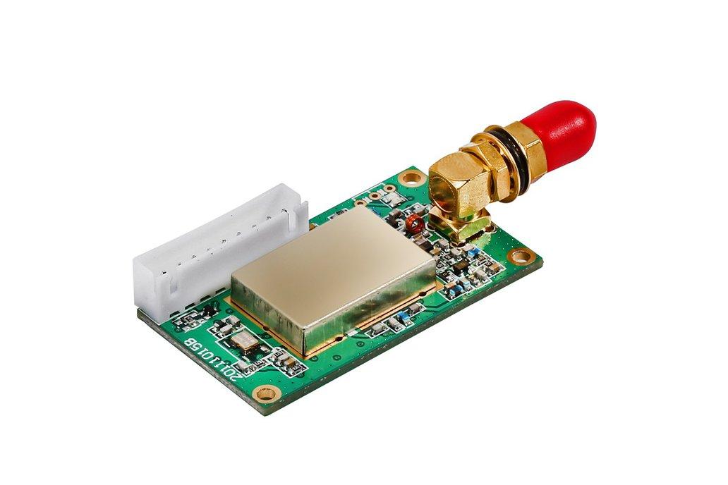 2pcs 100mW RF module CC1020 chip 1km control 1
