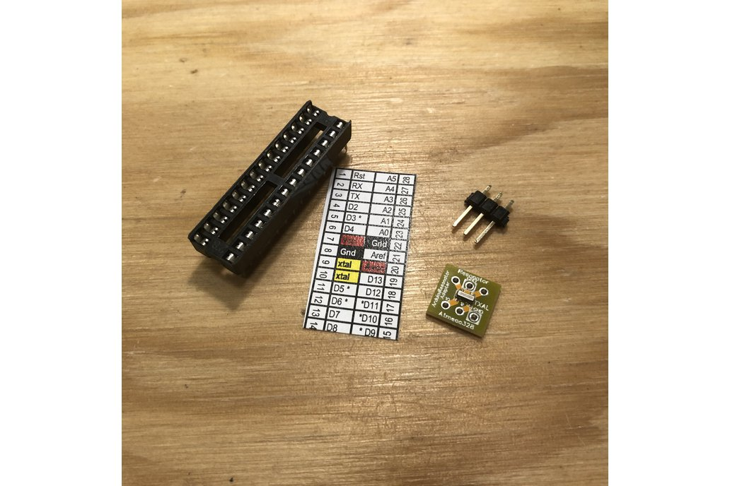 16MHz Resonator for Arduino Bare Boards projects 1