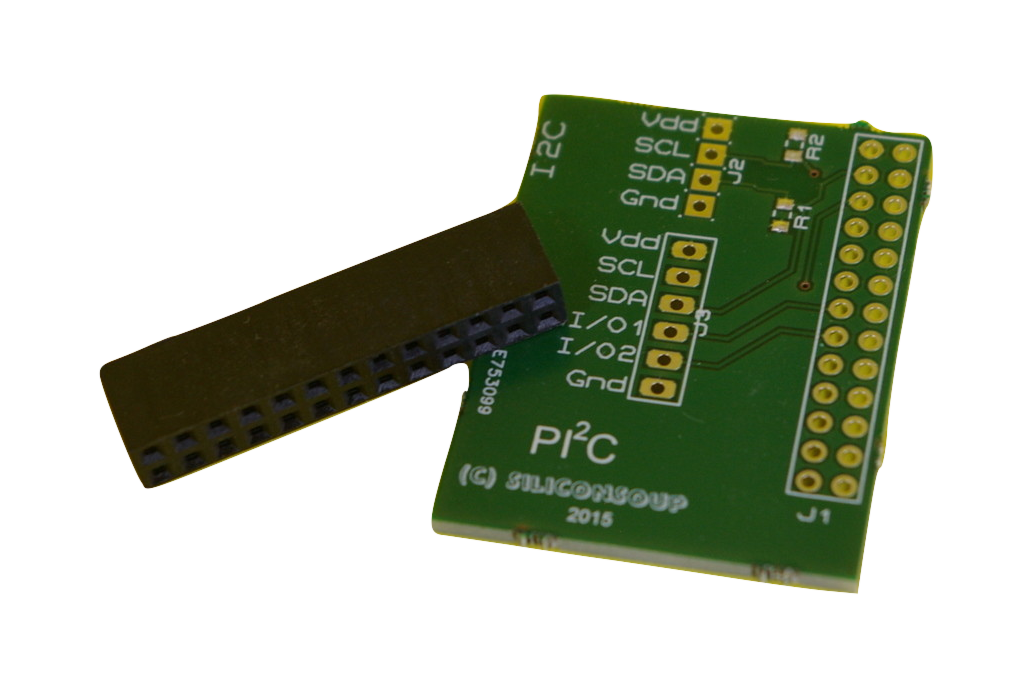Pi2C Interface Board 1