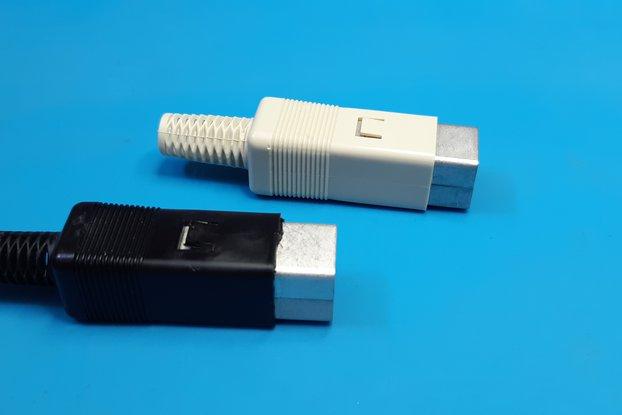 500, 600 Amiga C128 Square 5-pin DIN Power
