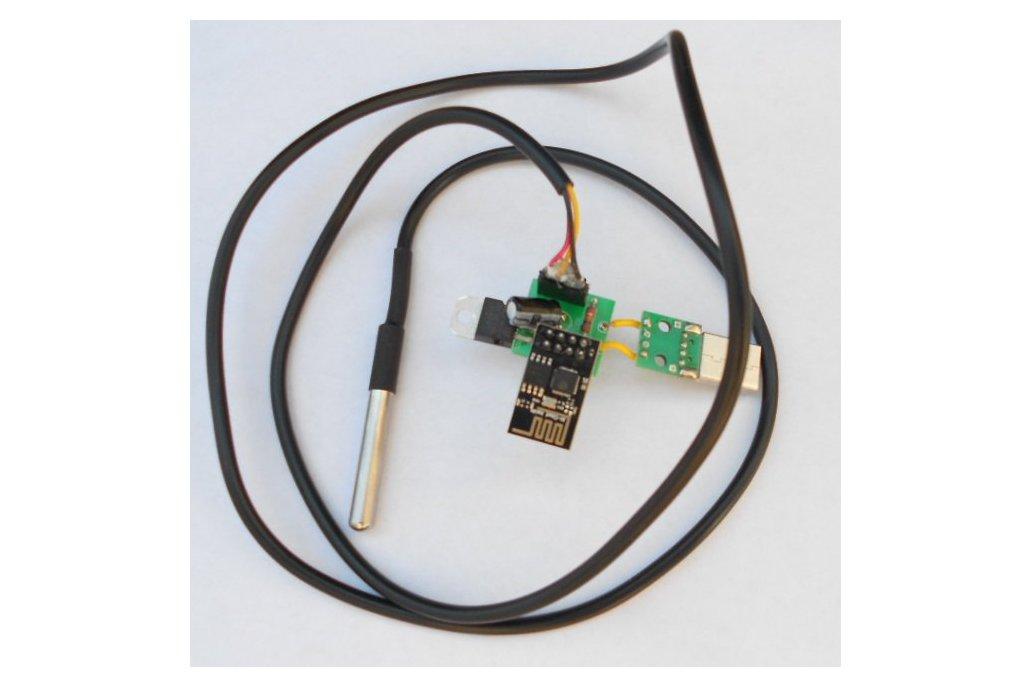 Ds18b20 water temperature sensor 1