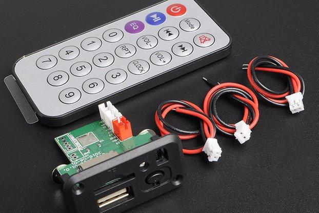 Mini 5V MP3 Decoder Board Decoding Module(8449)