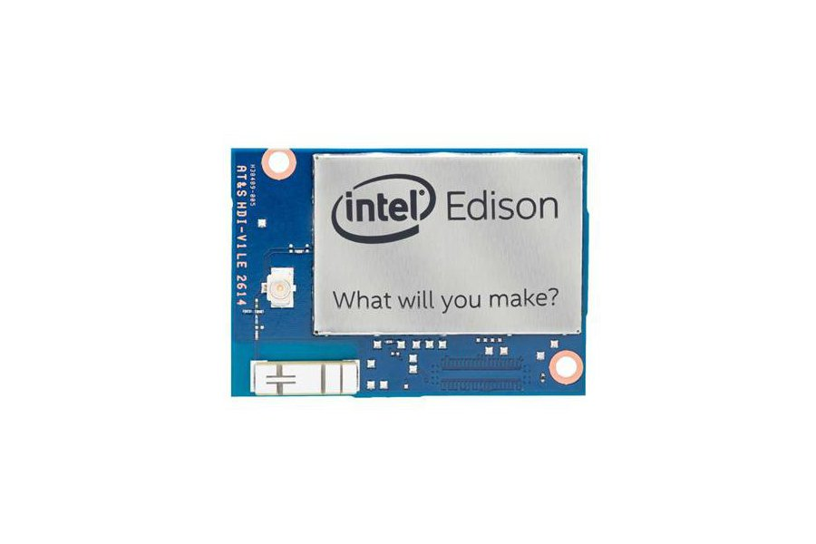 Intel Edison System-On-Modules IoT with antenna