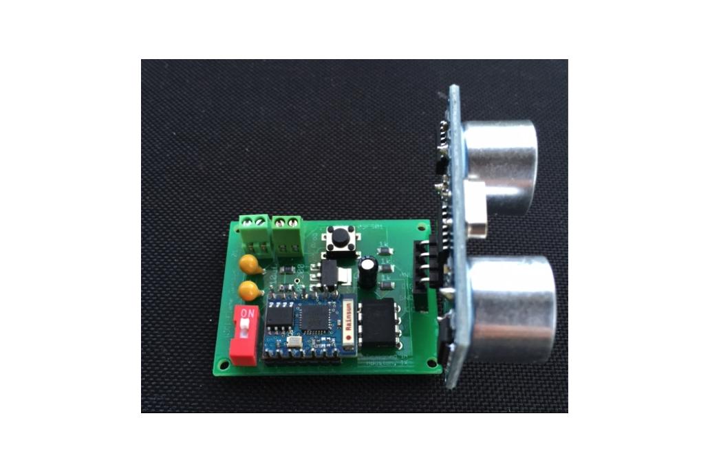 WiFi Distance Sensor 1