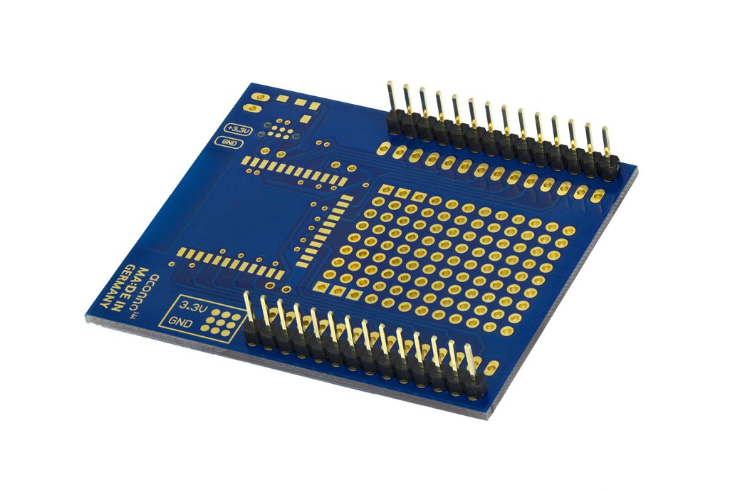 ACNBreakout Kit: Board for Bluetooth Smart Modules 1